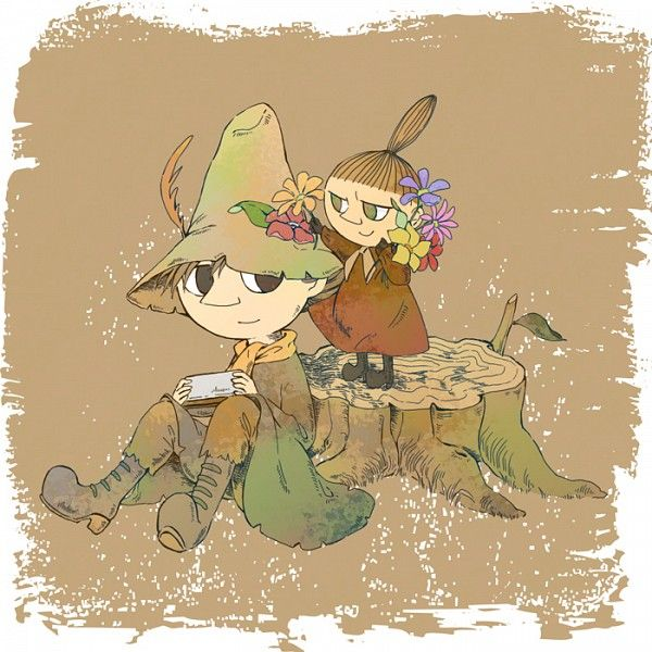 Snufkin by Vergissmeinnicht