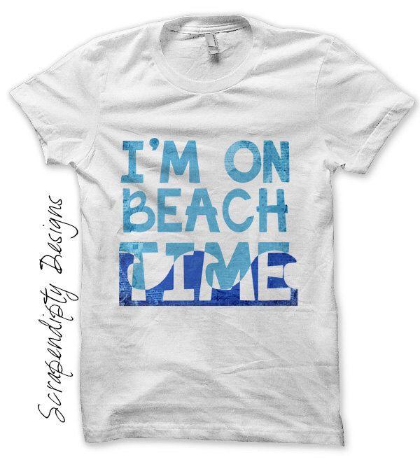 Iron on Beach Shirt PDF - Summer Iron on Transfer / Kids Beach House Decor / Toddler Boys Clothes / Womens Ocean Shirt / Ocean Print IT223-C by ScrapendipityDesigns on Etsy https://www.etsy.com/listing/130031995/iron-on-beach-shirt-pdf-summer-iron-on