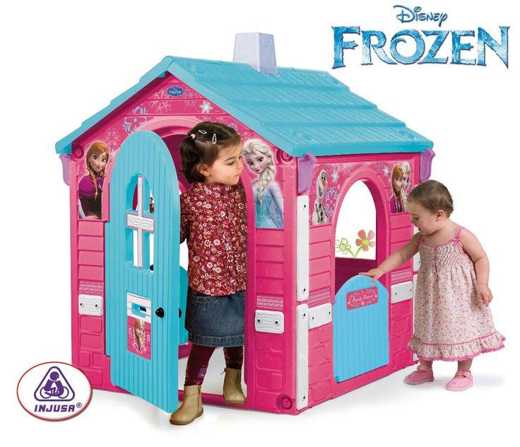 Frozen House
