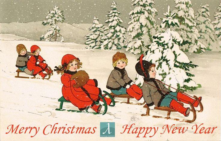 Warm Greetings for New Year !!!  from Litsa Panagi #Halkidiki  http://apartments-panagi.com/