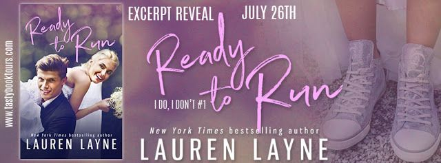 Laura Lu's Book Reviews: Tasty Excerpt Reveal Ready to Run: I Do, I Don't #...