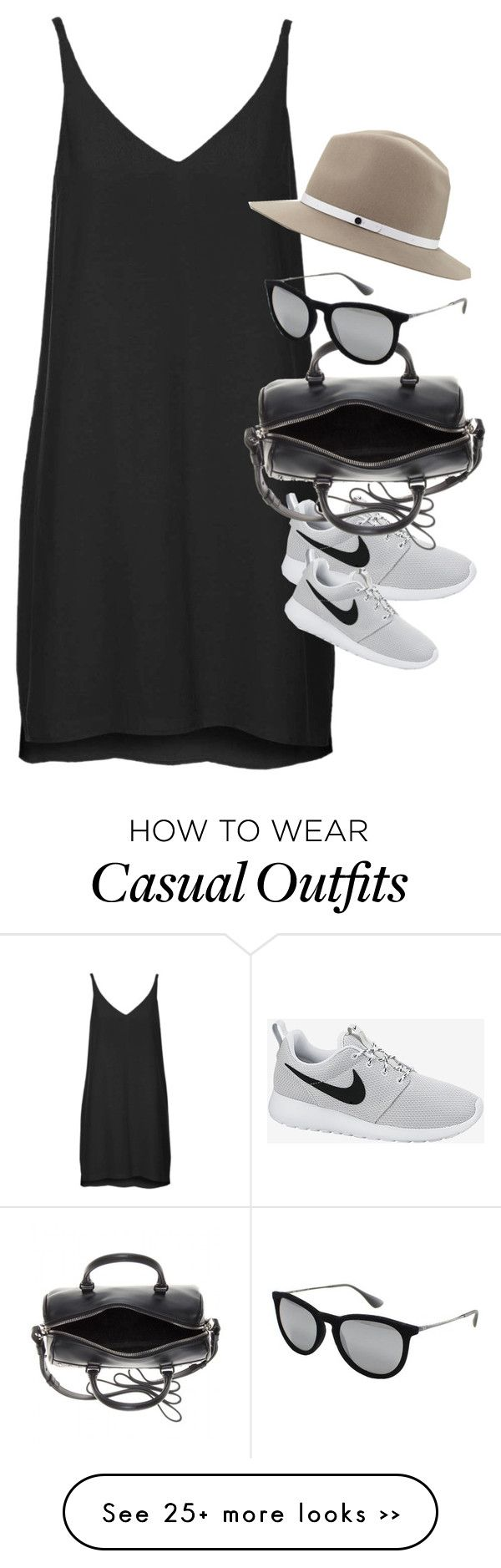 """Inspired outfit for a casual day in summer"" by whathayleywore on Polyvore"