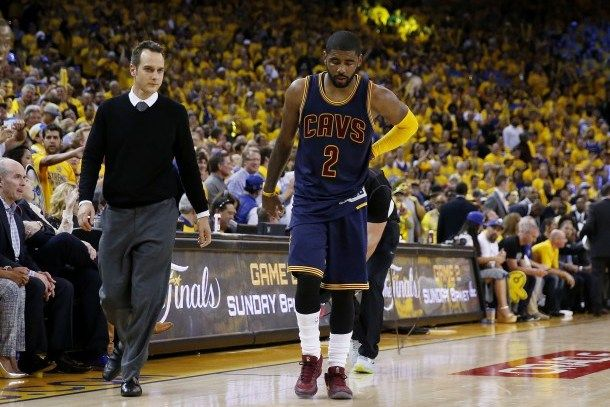 2015 NBA Finals: Do the Cavaliers Have a Chance After Kyrie Irving's Injury? Cavaliers  #Cavaliers