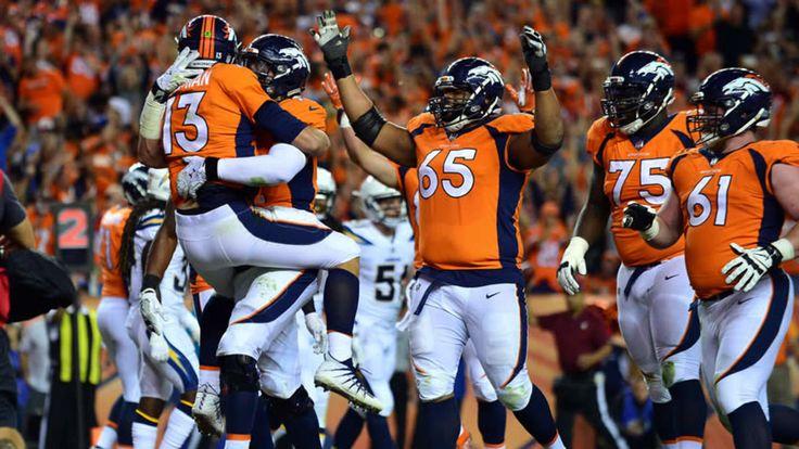 Sonó el relincho dramático de los Broncos contra Chargers - Medio Tiempo.com