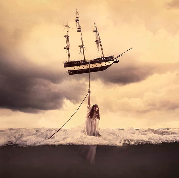 Lost Princess by Brooke Shaden