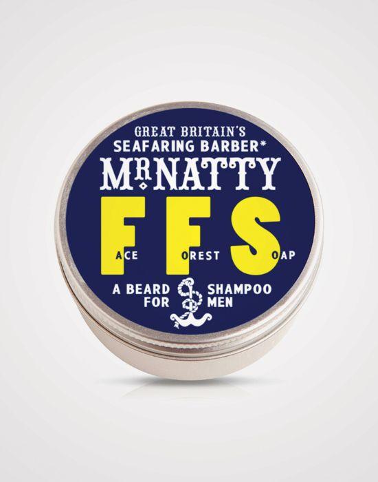 Mr Natty Face Forest Soap Beard Shampoo http://www.menshealth.com/grooming/best-beard-products/slide/2