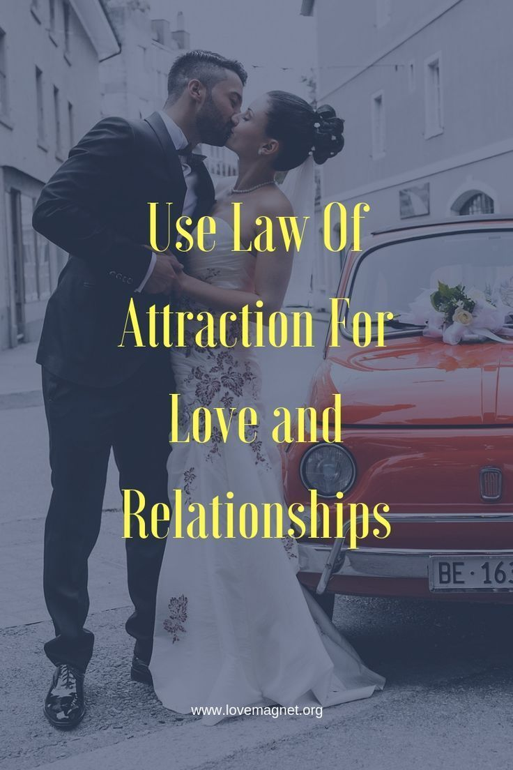 Online dating and the law of attraction