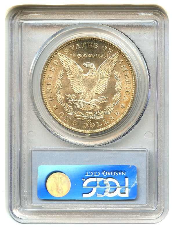 simpson coin collection | ... Simpson Collection | Morgan Silver Dollars for Sale | David Lawrence