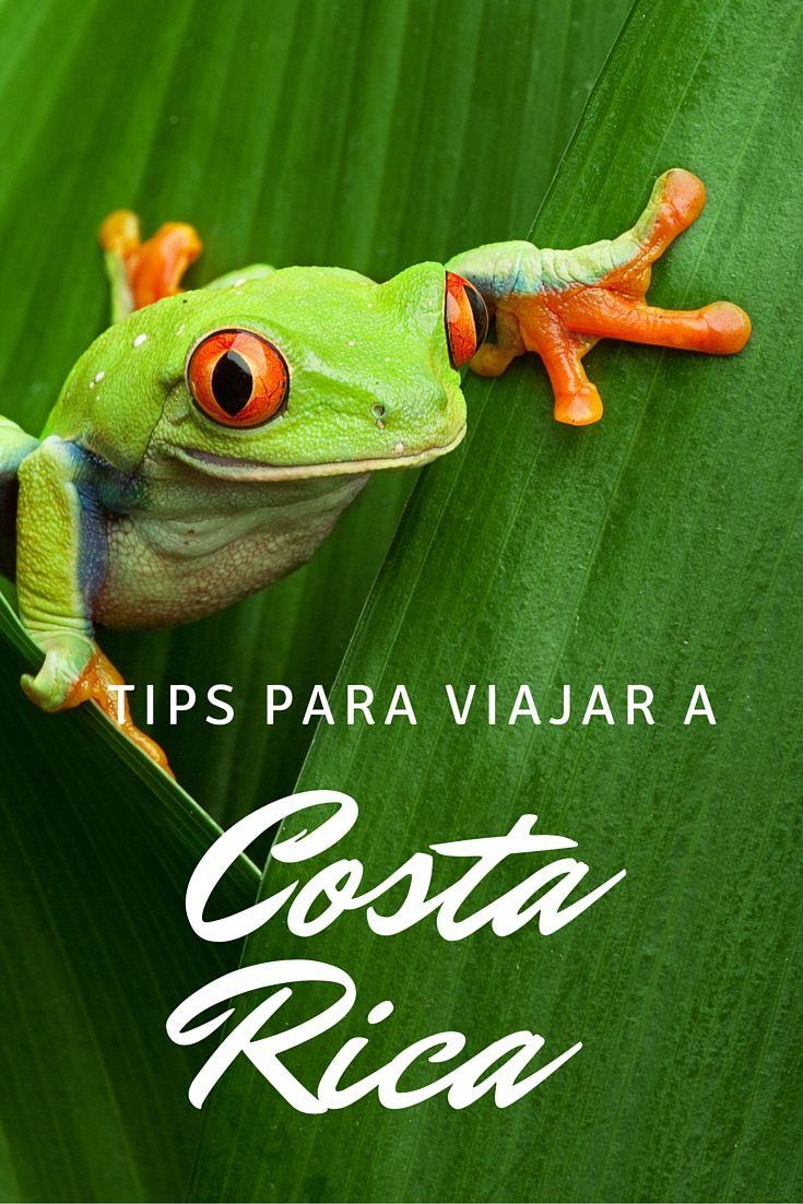 Prepárate para vivir una verdadera #aventura!! Encuentra los mejores consejos para disfrutar de tu #viaje a #CostaRica al máximo!! #Despetips