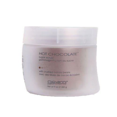 Giovanni Sugar Scrub, Hot Chocolate, 9 oz (260 g) (Pack o...