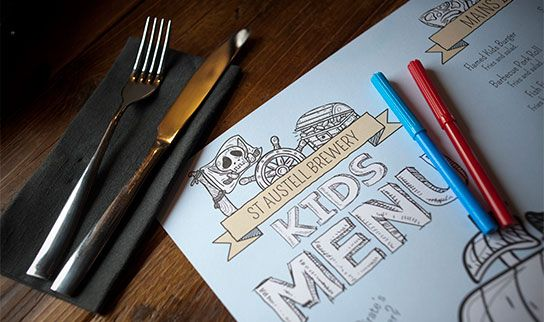 Food & activities for the kids