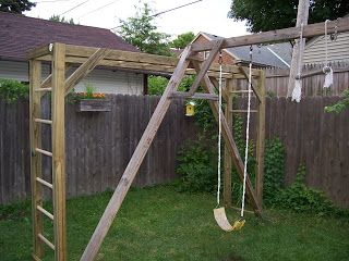 How To Build Monkey Bars Obstacle Running Diy