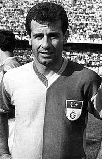 Legend for Galatasaray Metin OKTAY!.
