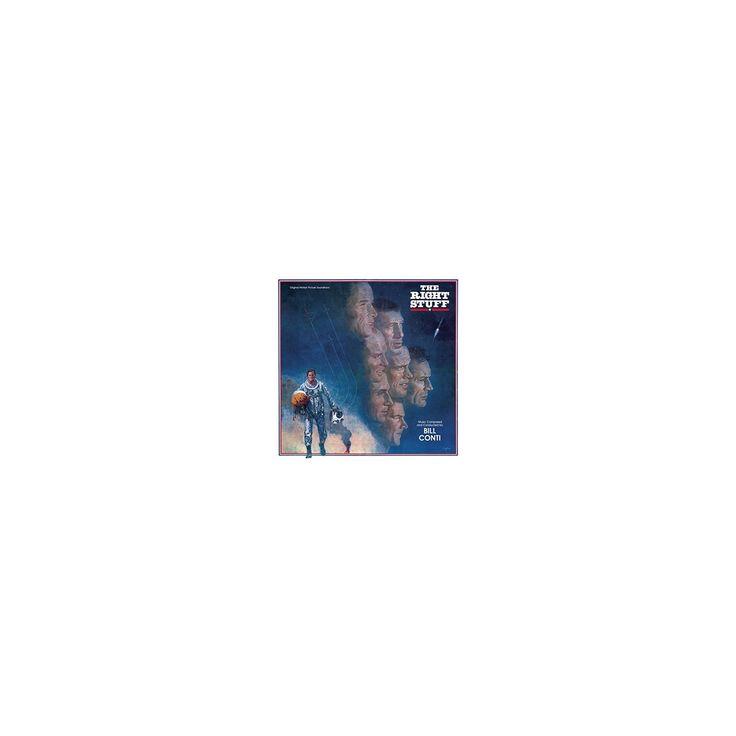 Bill Conti - Right Stuff (Osc) (Vinyl)