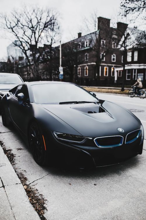 envyavenue:  Blacked Out i8 by Justin Boruta