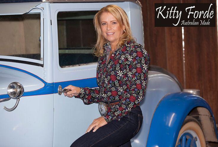 Kitty Fordè Exclusive to Rockhampton Mavericks Western Wear