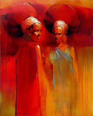African Grace by Peter Pharoah