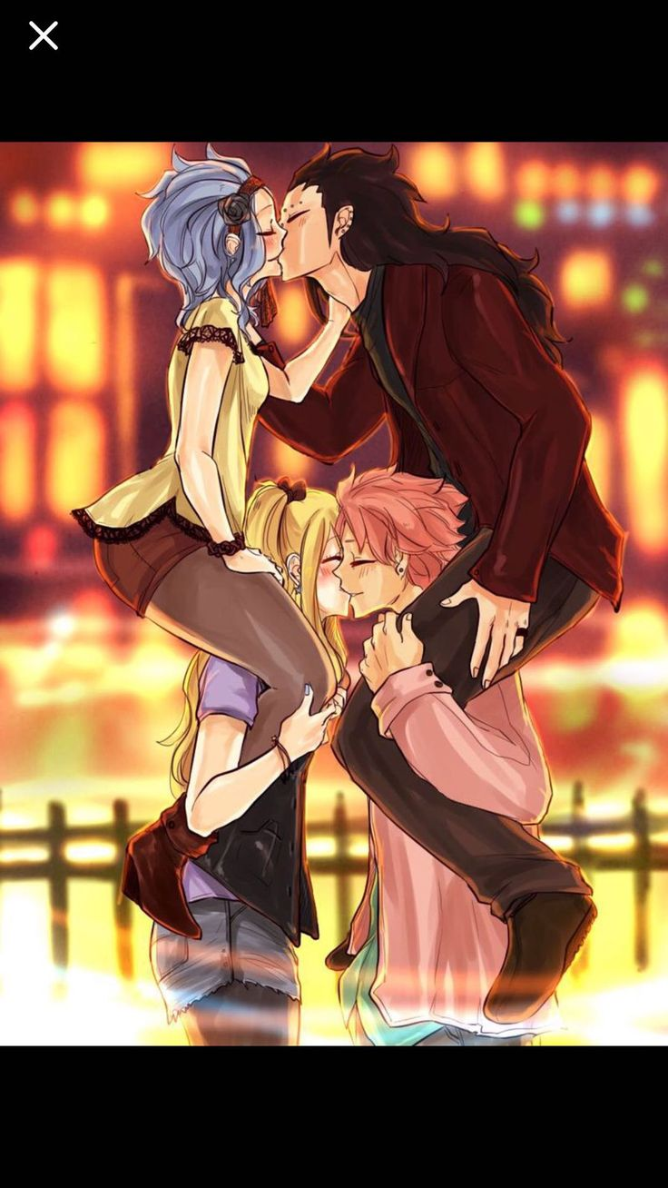 Does Natsu love Lucy