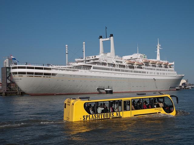 Splashtour, Rotterdam.