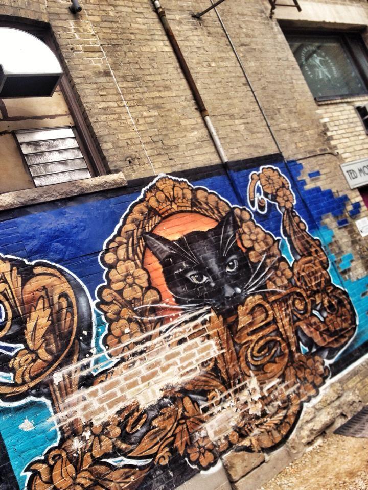 Winnipeg street art