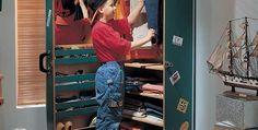 Baule armadio per bambini   Come costruirlo fai da te