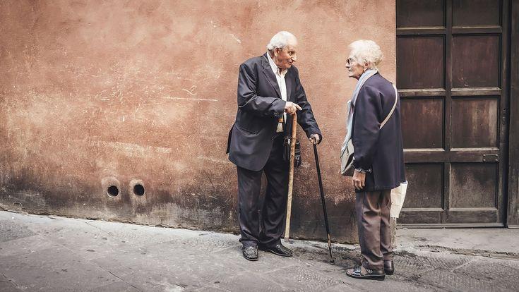Fremdsprachen lernen im späteren Lebensabschnitt