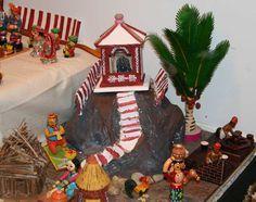 2013 Special themes for Navratri Golu Festival |Different ideas for Kolu |Modern and new ideas for arranging dolls in golu|procedure for arranging golu - Bharatmoms.com