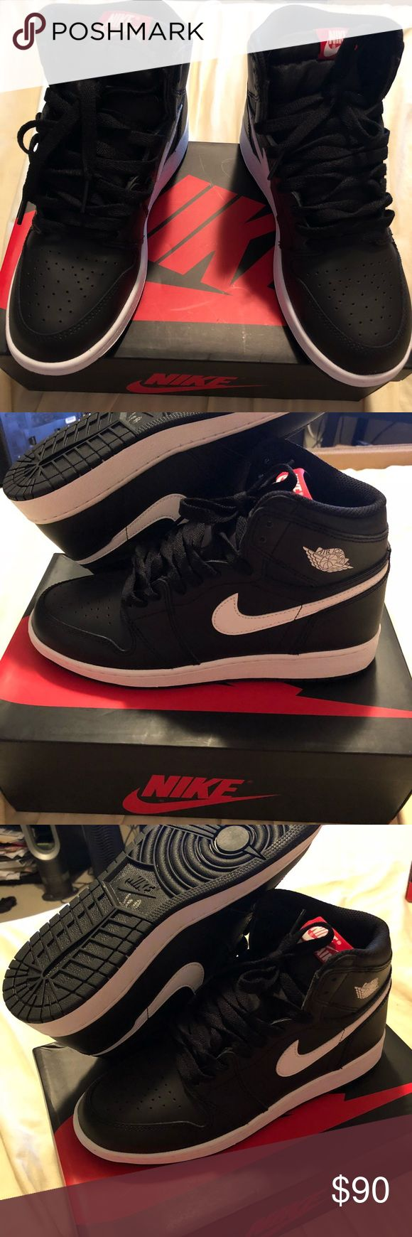 "Air Jordan 1 Retro High OG BG ""Yin Yang"" These shoes have never been worn and come with original box. Nike Shoes Sneakers"