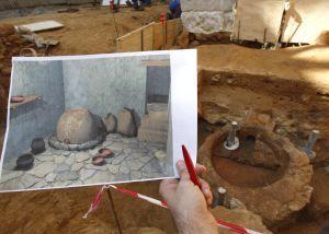 El Cómico suma un horno fenicio a su colección de hallazgos «sorprendentes»
