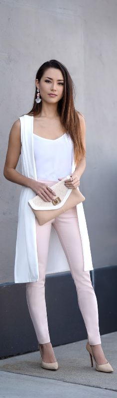 Pink Petals / Fashion Look by Jessica Ricks #fashion