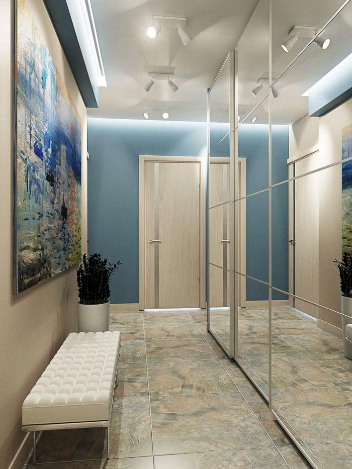 Просмотр фотографии №8 из портфолио «Дизайн яркой квартиры»
