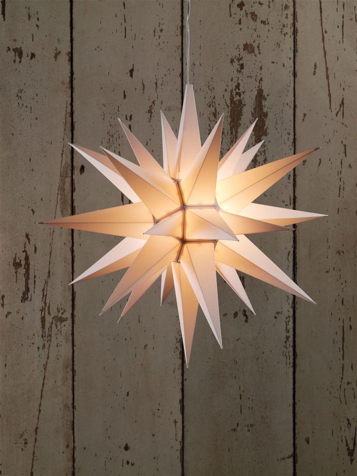 Moravian star kit by Old Salem; $29. shop.oldsalem.org