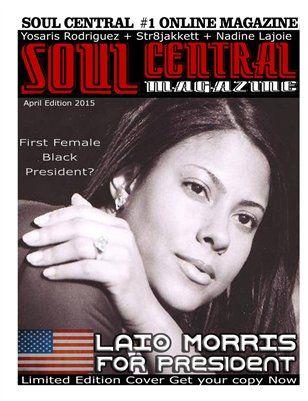 Soul Central Magazine April Special … | MagCloud