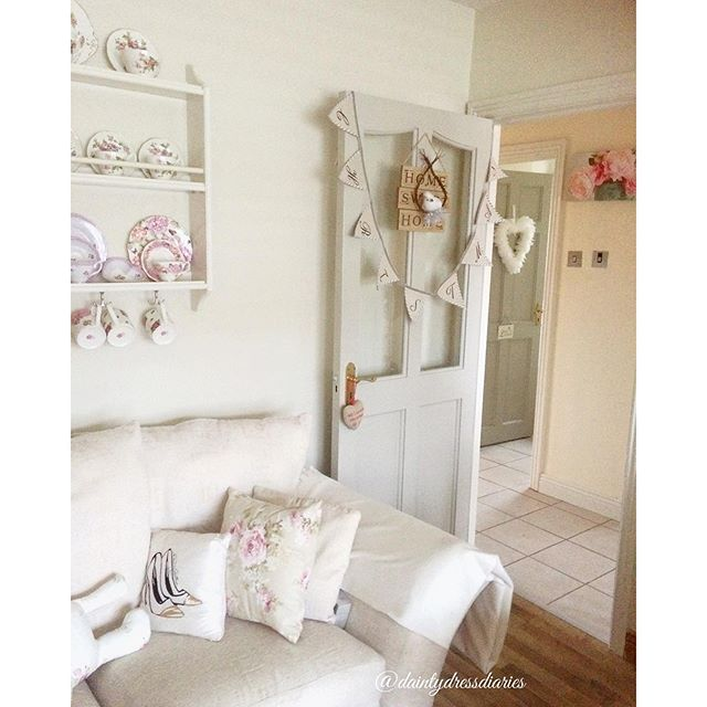 Shabby and Charme: Un giovane e romantico cottage irlandese