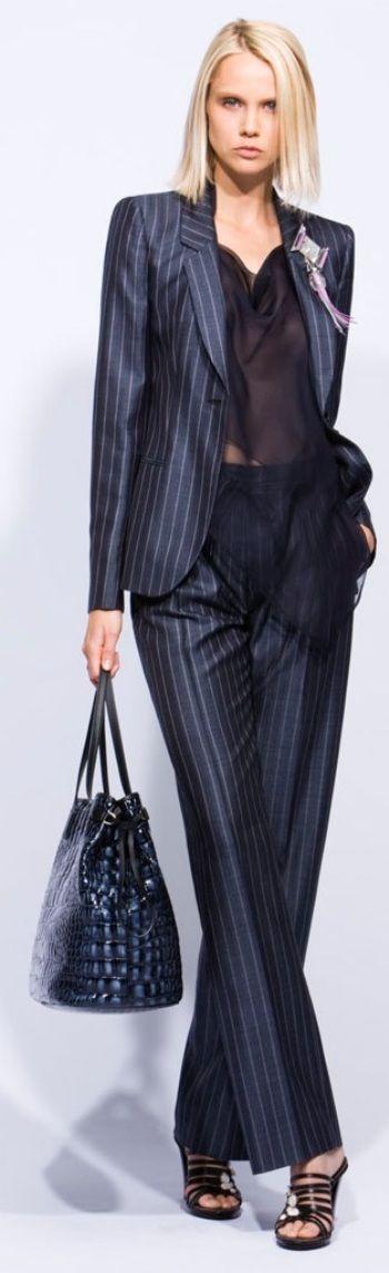 Giorgio Armani: @roressclothes closet ideas women fashion outfit clothing style