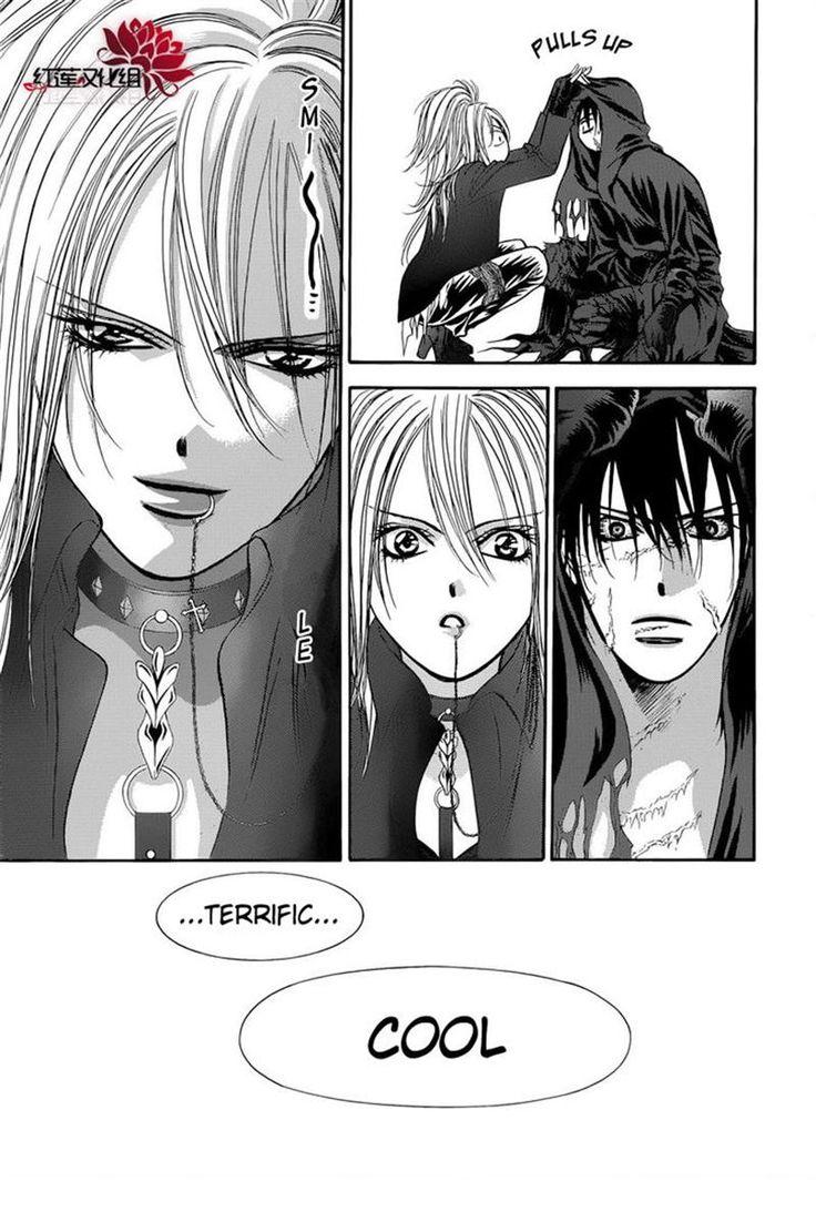 Read manga Skip Beat 184 online in high quality