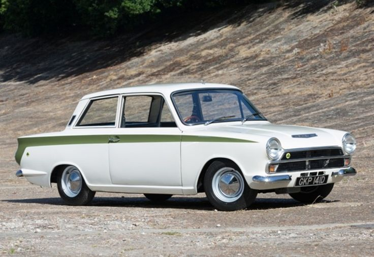 1966 Ford Cortina Lotus Mk I