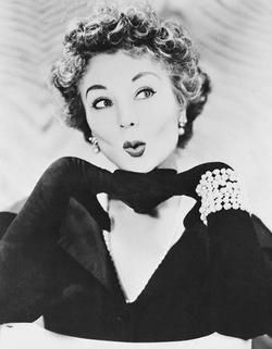 Magda Gabor  sister of Zsa Zsa and Eva http://www.pinterest.com/eireen/famous-people/