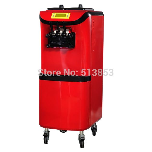2950.00$  Buy here - http://aig5g.worlditems.win/all/product.php?id=32284860603 - Vertical ice cream machine, Ice Cream Machine, Ice Cream Maker, Icecream Machin
