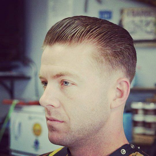 awesome 50 Classic Marine Haircuts for Men - Serving In Style