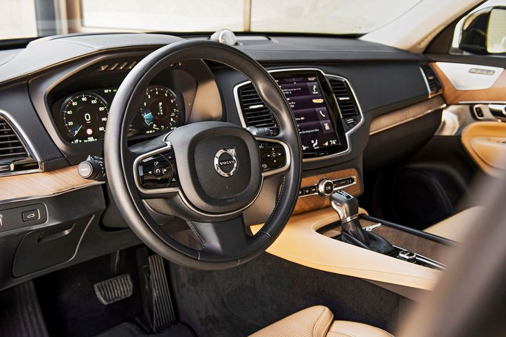 2016 Volvo Xc90 T6 Awd Inscription Steering Wheel 02 New