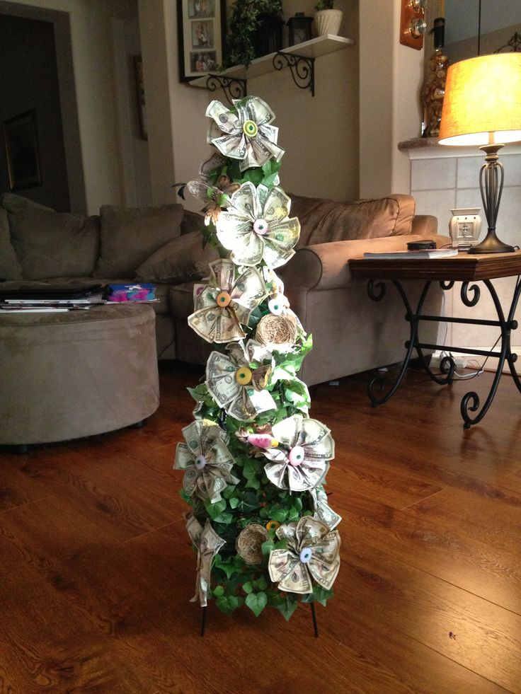 money tree for a retirement party retirement party