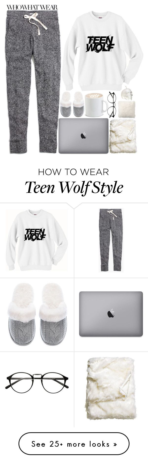 """""""untitled #34"""" by alltimethea03 on Polyvore featuring H&M, Madewell, Victoria's Secret and Pottery Barn"""