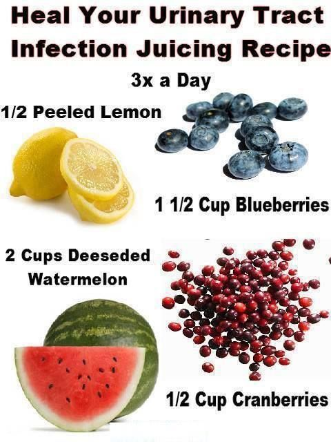 1000 Ideas About Uti Remedies On Pinterest Urinary