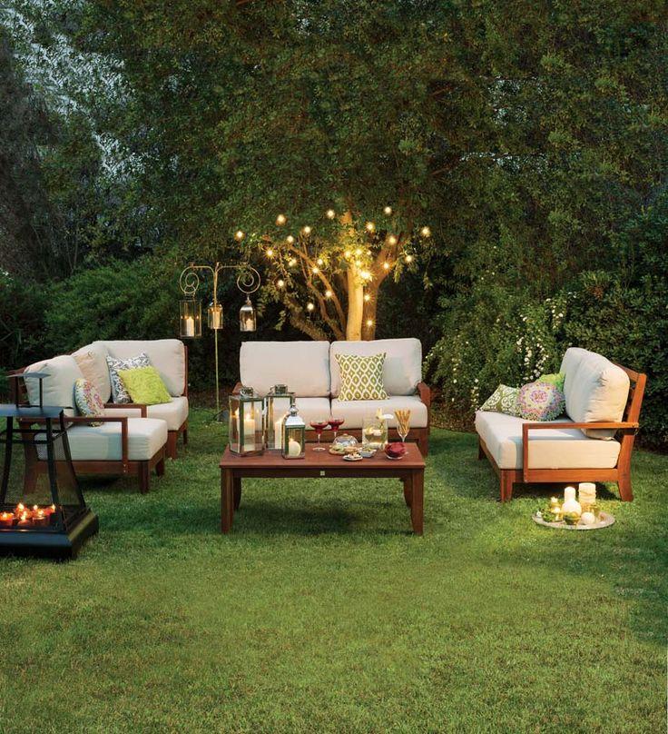 Crea los ambientes m s pr cticos y llenos de estilo for Ofertas terrazas easy