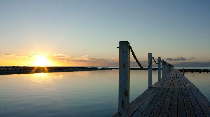 Narabeen Ocean Pool, Narrabeen, NSW Australia  Copyright of Jo Thom