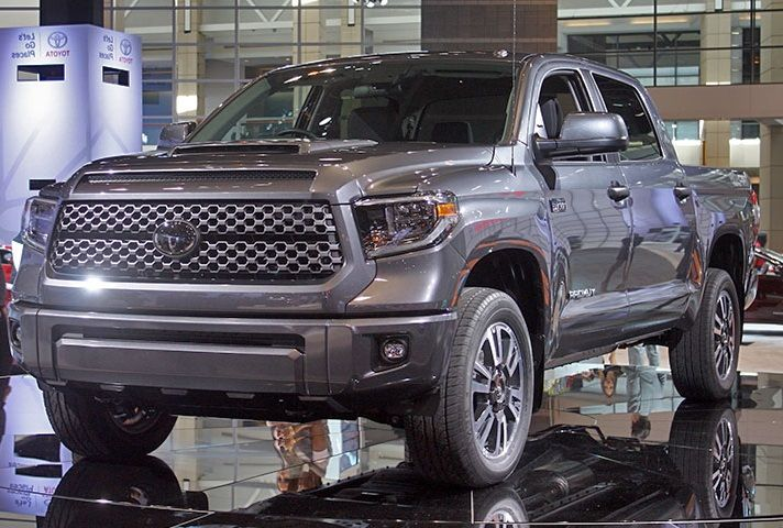 2018 Toyota Tundra SR5 Double Cab Refresh, Release Date, Specs