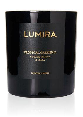 Lumira Tropical Gardenia Jar Candle