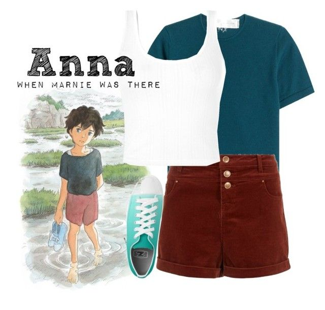 """Anna-When Marnie was There"" by jessieyb liked on Polyvore ..."