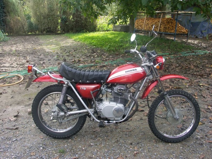 44 best honda sl images on pinterest honda motorcycles dirt i had one like this when i was 16 years old it was so fun sciox Images
